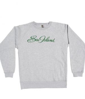 Extra Small Grey Full Sleeved Sea Island T-shirt
