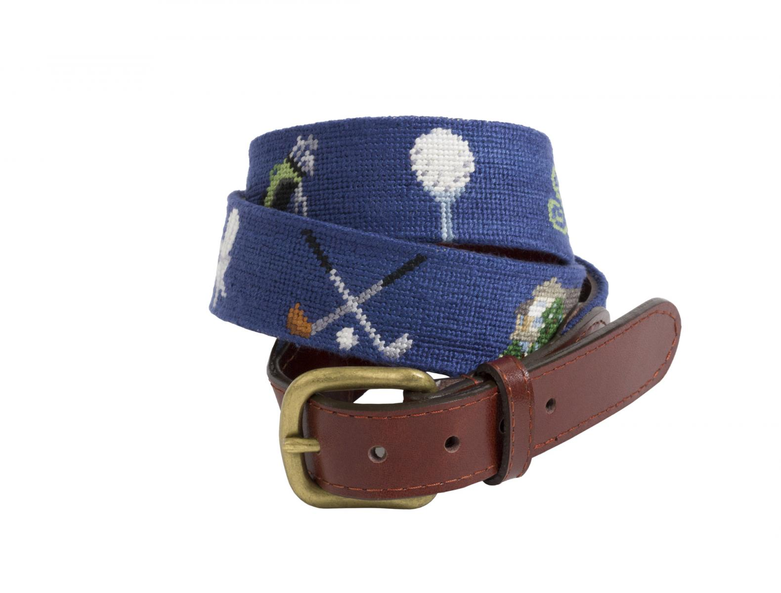 Sea Island Custom Golf Life Belt.